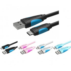 Vention, USB 2.0 naar USB Type-C 3.1 datakabel, USB 3.0 kabels, V019-CB, EtronixCenter.com