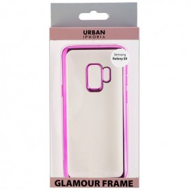 Peter Jäckel - Urban Style back cover glamour frame for Samsung Galaxy S9 (SM-G960) - Samsung phone cases - ON4933 www.NedRo.us