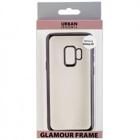 Peter Jäckel - Urban Style back cover glamour frame for Samsung Galaxy S9 (SM-G960) - Samsung phone cases - ON4934 www.NedRo.us