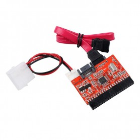 NedRo - 2in1 IDE HDD to SATA Hard Drive Serial ATA 1.5 Gbp CL816 - Adaptoare SATA si ATA  - CL816 www.NedRo.ro