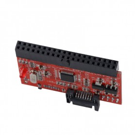 NedRo - 2in1 IDE HDD to SATA Hard Drive Serial ATA 1.5 Gbp CL816 - SATA en ATA adapters - CL816 www.NedRo.nl