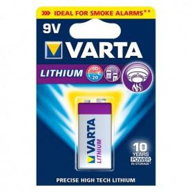 Varta Professional Lithium 9V E-Block 6LP3146 batterij ON066