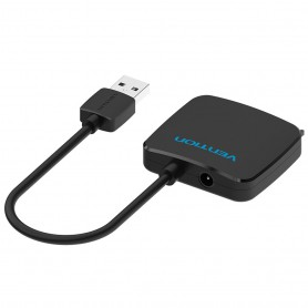 Vention - 2.5 Inch High Speed Sata to USB 3.0 for HDD SSD - SATA and ATA adapters - V029-100 www.NedRo.us