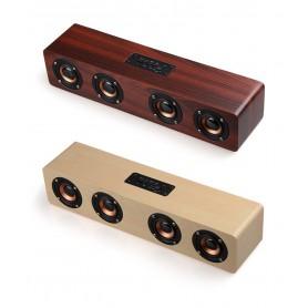 NedRo - 12W W8 Bluetooth v4.2 luidspreker 3D MP3 Aux TF - Luidsprekers - AL173 www.NedRo.nl