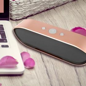 NedRo, 6W CY-01 Bluetooth v4.1 Difuzor 3D MP3 Aux TF, Boxe, AL175-CB, EtronixCenter.com