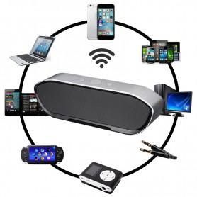 NedRo - 6W CY-01 Bluetooth v4.1 luidspreker 3D MP3 Aux TF - Luidsprekers - AL175-CB www.NedRo.nl