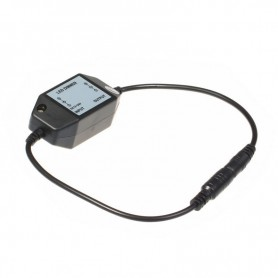 NedRo - Single Color Dimmer 12V-24V Plug and Play - LED Accessories - LCR11-C-CB www.NedRo.us