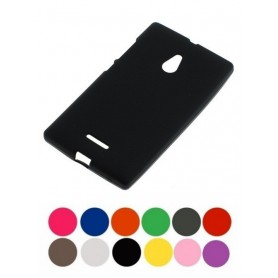 OTB, TPU case for Nokia XL, Nokia phone cases, ON605-CB, EtronixCenter.com