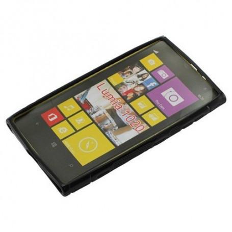 OTB, TPU case voor Nokia Lumia 1020, Nokia telefoonhoesjes, ON629-CB, EtronixCenter.com