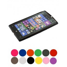 NedRo - Husa telefon TPU pentru Nokia Lumia 1520 - Nokia huse telefon - ON917 www.NedRo.ro