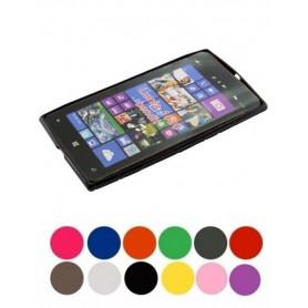 NedRo - TPU Case voor Nokia Lumia 1520 - Nokia telefoonhoesjes - ON917 www.NedRo.nl