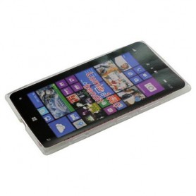 OTB - TPU Case voor Nokia Lumia 1520 - Nokia telefoonhoesjes - ON917-CB www.NedRo.nl