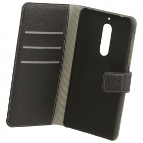 Commander, Commander Book Case voor Nokia 5, Nokia telefoonhoesjes, ON4985, EtronixCenter.com