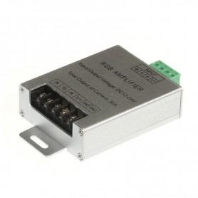 NedRo - 12V-24V 30A RGB LED signaalversterker Controller - LED Accessoires - LCR58 www.NedRo.nl