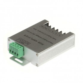 NedRo, 12V-24V 30A RGB LED Signal Amplifier Controller, LED Accessories, LCR58, EtronixCenter.com