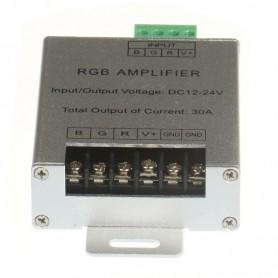 NedRo, 12V-24V 30A RGB LED controler amplificator de semnal, LED Accessorii, LCR58, EtronixCenter.com