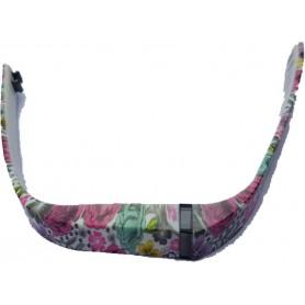 NedRo, FloralFlex TPU bracelet for Fitbit Flex, Bracelets, AL180-CB, EtronixCenter.com