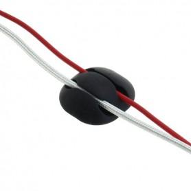 OTB - Organizator cabluri autoadeziv, tip clema, set 10 bucati - Gadget-uri computer - ON4999-C www.NedRo.ro