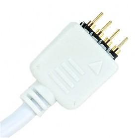 Oem - RGB Click Connector to 4-channel RGB Male connection AL499 - LED connectors - LSCC12