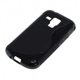 OTB - Husa telefon TPU pentru Samsung Galaxy S Duos 2 S7582 / Galaxy Trend Plus S7580 - Samsung huse telefon - ON970-CB www.N...