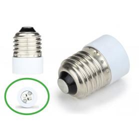 NedRo - E27 to MR16 Socket Base Converter Adapter - Light Fittings - LCA109-2x www.NedRo.us