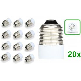 Oem - E27 to MR16 Socket Base Converter Adapter - Light Fittings - LCA109-CB