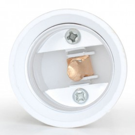 NedRo - E12 naar E27 Fitting Omvormer - Lamp Fittings - LCA24-CB www.NedRo.nl