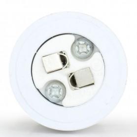 NedRo, E27 la MR16 Convertor Dulie Fitting Fasung Baza, Corpuri de iluminat, LCA109-CB, EtronixCenter.com