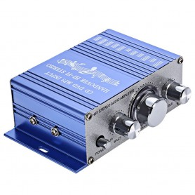 NedRo, RCA 2 Channel Hi-Fi Stereo Amplifier Booster, Audio adapters, AL146-CB, EtronixCenter.com
