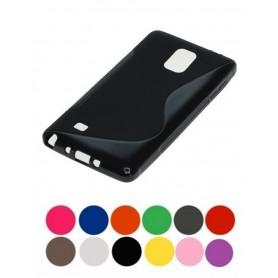 OTB, Husa telefon TPU pentru Samsung Galaxy Note 4 SM-N910, Samsung huse telefon, ON1087-CB, EtronixCenter.com