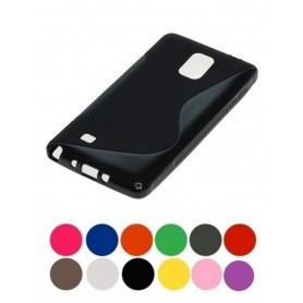 OTB - TPU Case for Samsung Galaxy Note 4 SM-N910 S-Curve - Samsung phone cases - ON1087 www.NedRo.us