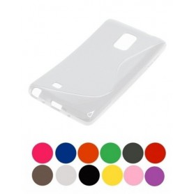 OTB - TPU Case for Samsung Galaxy Note Edge SM-N915 S-Curve - Samsung phone cases - ON1093 www.NedRo.us