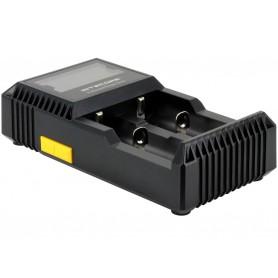 NITECORE - Nitecore Digicharger D2 for Li-ion, NiMH, Ni-Cd - Battery chargers - BS004
