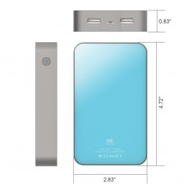 PowerOak, PowerOak S13 – 13000mAh 1A 2,1A, Powerbanks, S13-CB, EtronixCenter.com