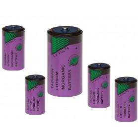Tadiran - Tadiran SL-770 / SL-2770 / C lithium battery 3.6V - Size C D 4.5V XL - NK183-5x www.NedRo.us