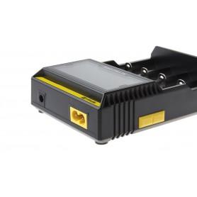 NITECORE - Nitecore Digicharger D4 for Li-ion, NiMH, Ni-Cd - Battery chargers - BS005