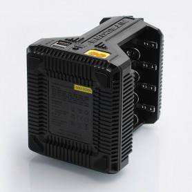 NITECORE - Nitecore Intellicharger i8 8-Bay Charger Battery charger - Battery chargers - BS006