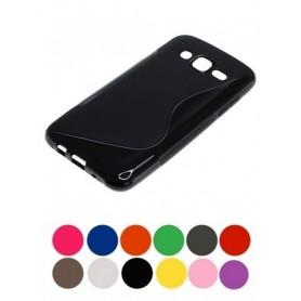 OTB - TPU Case voor Samsung Galaxy J5 SM-J500F - Samsung telefoonhoesjes - ON1875-CB www.NedRo.nl