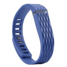NedRo - Matrix Line - TPU armband voor Fitbit Flex - Armbanden - AL182-DB-C www.NedRo.nl