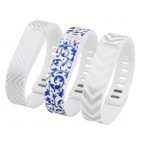 NedRo - Dutch Line - TPU bracelet for Fitbit Flex - Bracelets - AL183-CB www.NedRo.us