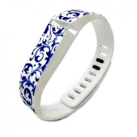 NedRo - Dutch Line - TPU bracelet for Fitbit Flex - Bracelets - AL183-WB www.NedRo.us