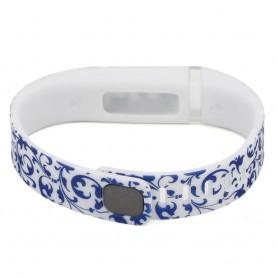 NedRo - Dutch Line - TPU armband voor Fitbit Flex - Armbanden - AL183-WB www.NedRo.nl
