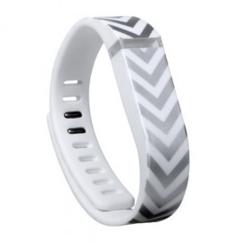 NedRo, Dutch Line - TPU bracelet for Fitbit Flex, Bracelets, AL183-CB