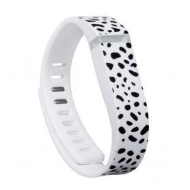 NedRo - Dutch Line - TPU armband voor Fitbit Flex - Armbanden - AL183-ZW www.NedRo.nl