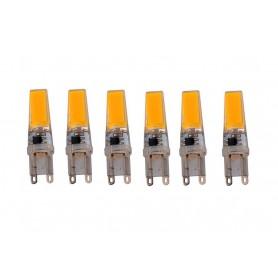 NedRo - G9 10W Warm Wit COB LED Lamp - Dimbaar - G9 LED - AL184-CB www.NedRo.nl