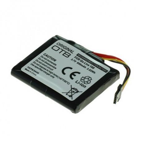 OTB - Accu voor TomTom Go Live 1000 Li-Ion 950mAh - Navigatie Batterijen - ON1842 www.NedRo.nl