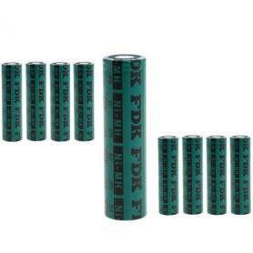 FDK - FDK HR 4/3FAU Batterij NiMH 1.2V 4500mAh - Andere formaten - ON1343-8x www.NedRo.nl