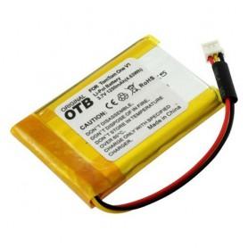 Accu voor TomTom One V1 1250mAh Li-Polymer