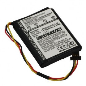 Battery for TomTom One XL Traffic / One XL 340 / XXL