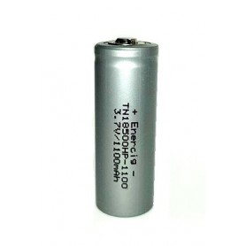 Enercig - Enercig IMR18500 Oplaadbare batterij 1100mAh - 22A - Andere formaten - NK279-2x www.NedRo.nl